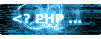 What is done with PHP?